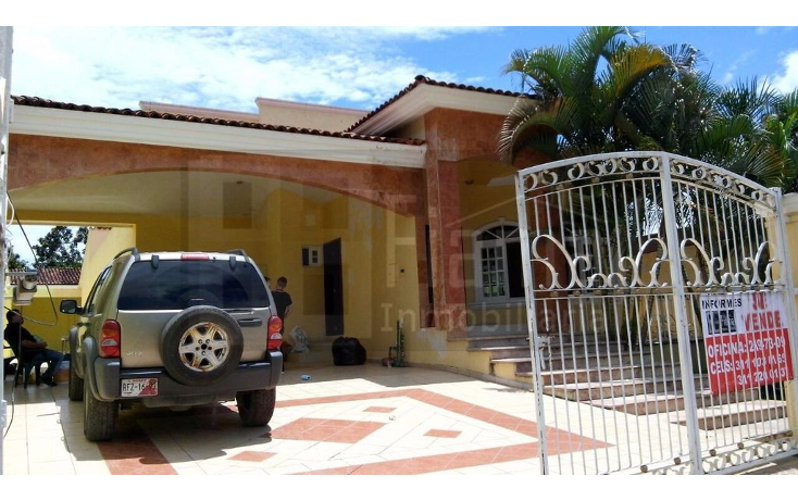 Foto de casa en venta en  , librado rivera, compostela, nayarit, 1052487 No. 01