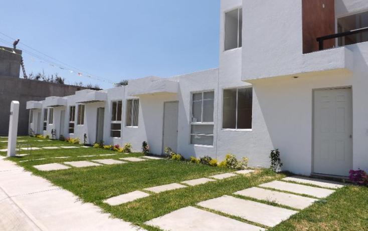Foto de casa en venta en libramiento 52, centro, yautepec, morelos, 1317083 No. 01