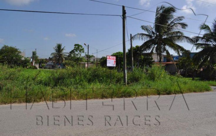 Foto de terreno comercial en renta en libramiento adolfo lópez mateos, los mangos, tuxpan, veracruz, 1612882 no 03