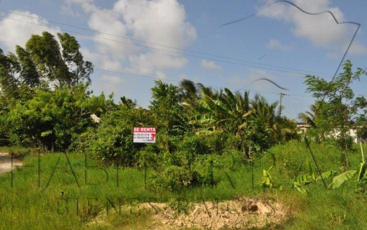 Foto de terreno comercial en renta en libramiento adolfo lópez mateos, los mangos, tuxpan, veracruz, 1622640 no 01