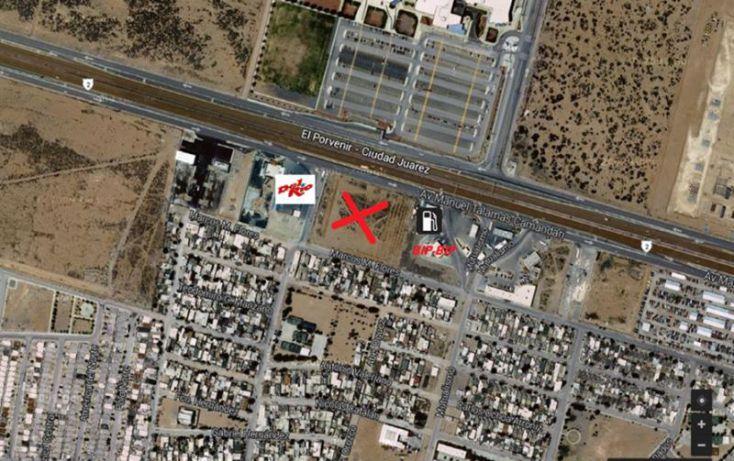 Foto de terreno industrial en venta en libramiento aeropuerto, municipio libre, juárez, chihuahua, 1222613 no 01