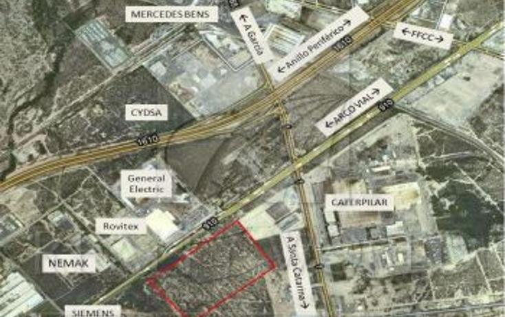 Foto de terreno habitacional en venta en libramiento arco vial, industrial santa catarina, santa catarina, nuevo león, 253053 no 01