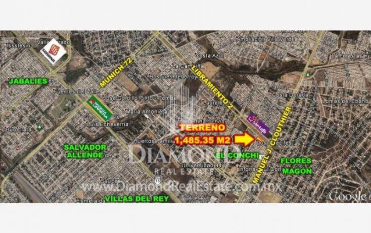 Foto de terreno comercial en renta en libramiento ii, ampliación villa verde, mazatlán, sinaloa, 1752068 no 03