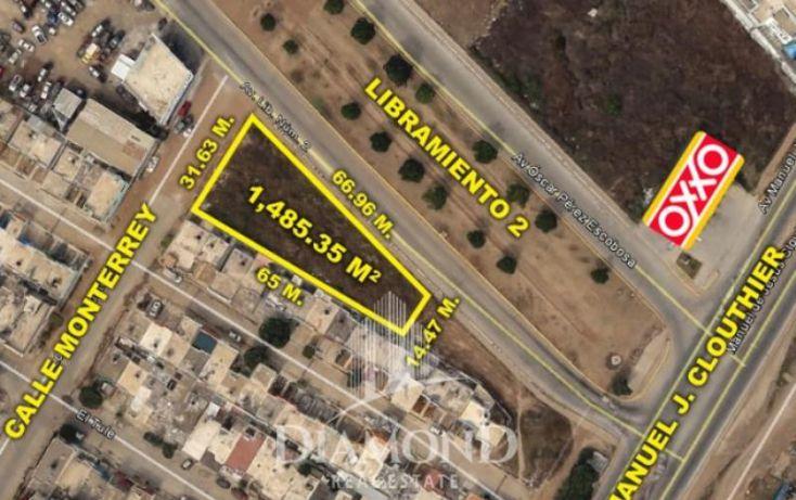Foto de terreno comercial en renta en libramiento ii, ampliación villa verde, mazatlán, sinaloa, 1752068 no 04