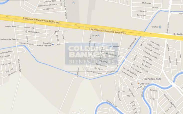 Foto de bodega en renta en libramiento monterrey, burocrática, reynosa, tamaulipas, 583039 no 06