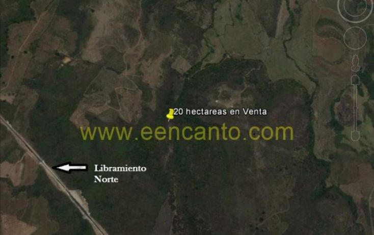 Foto de terreno industrial en venta en libramiento norte 800, el mirador infonavit, tepic, nayarit, 1070001 no 11