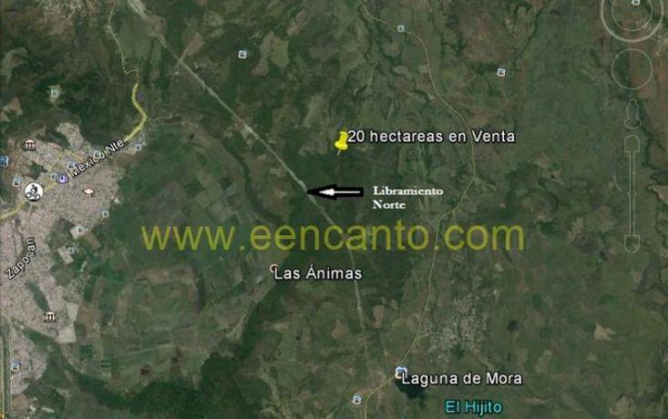 Foto de terreno industrial en venta en libramiento norte 800, el mirador infonavit, tepic, nayarit, 1070001 no 12