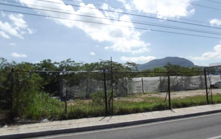 Foto de terreno comercial en venta en libramiento norte poniente nonumber, plan de ayala, tuxtla guti?rrez, chiapas, 1464431 No. 04