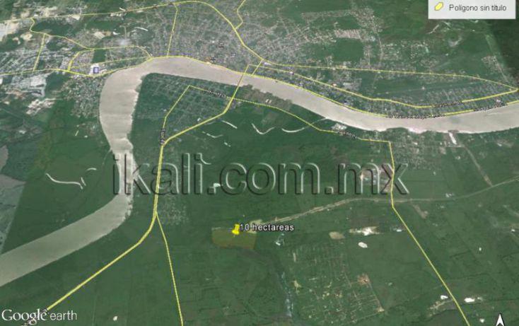 Foto de terreno industrial en venta en libramiento portuario, la victoria, tuxpan, veracruz, 1225083 no 01