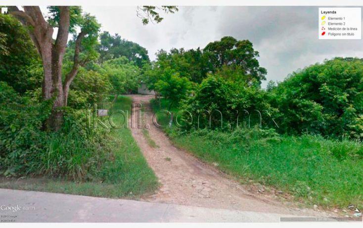 Foto de terreno habitacional en venta en libramiento portuario, la victoria, tuxpan, veracruz, 1669132 no 02