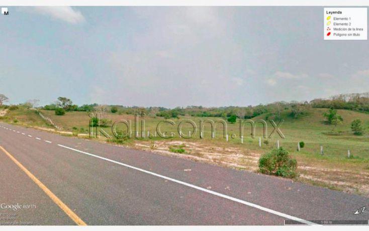 Foto de terreno habitacional en venta en libramiento portuario, la victoria, tuxpan, veracruz, 1669132 no 05