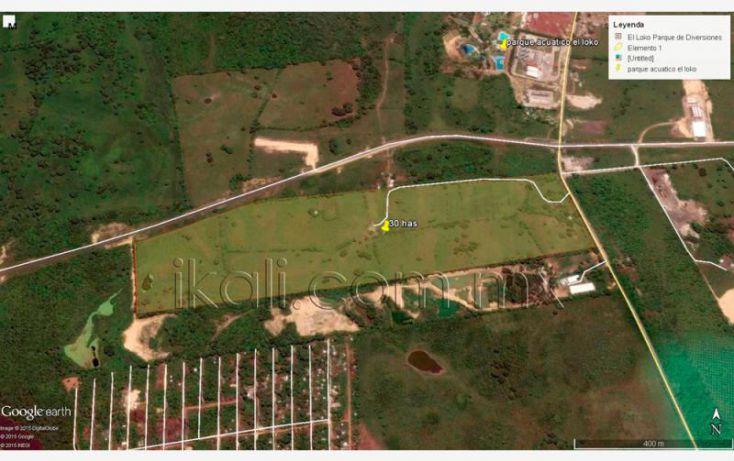 Foto de terreno habitacional en venta en libramiento portuario, la victoria, tuxpan, veracruz, 1669132 no 10