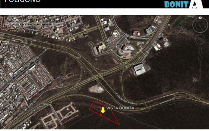 Foto de terreno habitacional en venta en libramiento sur,salida  a carretera estatal, constituyentes de queretaro, morelia, michoacán de ocampo, 1005927 no 02