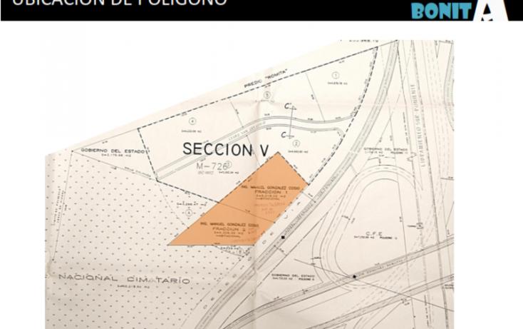 Foto de terreno habitacional en venta en libramiento sur,salida  a carretera estatal, constituyentes de queretaro, morelia, michoacán de ocampo, 1005927 no 03