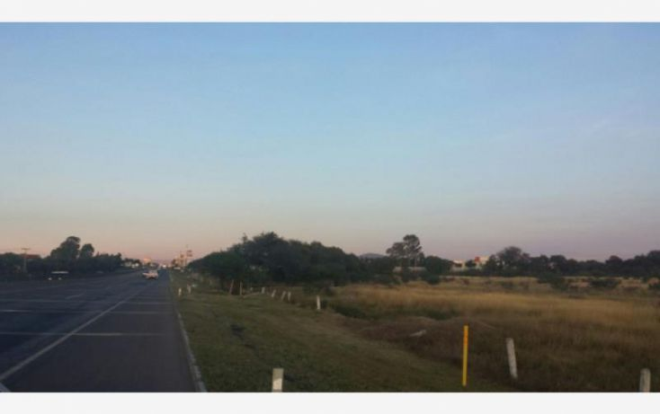 Foto de terreno industrial en venta en libre a celaya km 12, el pueblito centro, corregidora, querétaro, 1360909 no 01