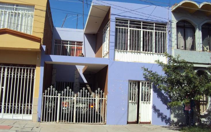 Foto de casa en venta en  , lic. jos? l?pez portillo, aguascalientes, aguascalientes, 1594746 No. 01