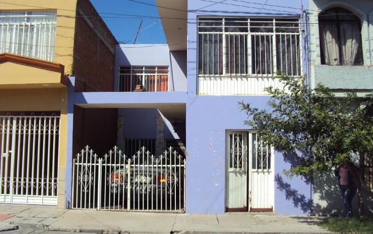 Foto de casa en venta en  , lic. jos? l?pez portillo, aguascalientes, aguascalientes, 1594746 No. 02