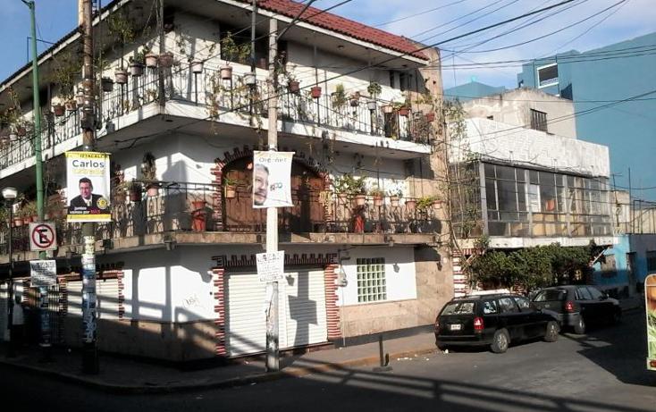 Foto de edificio en venta en licenciado javier rojo gomez esquina retorno 1 6-8, agrícola oriental, iztacalco, distrito federal, 779819 No. 01