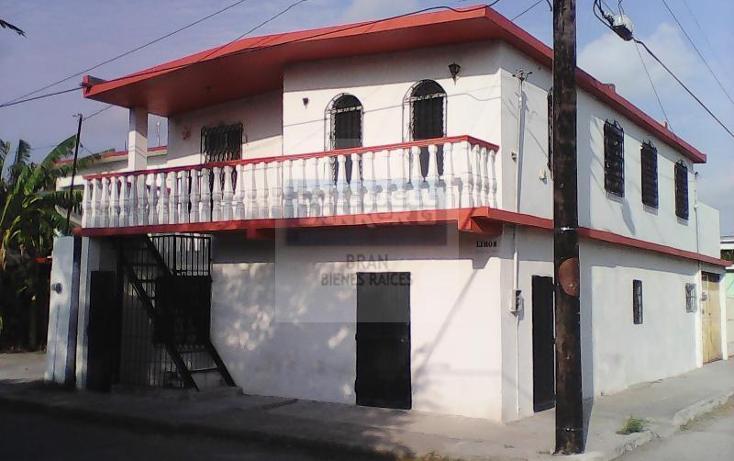 Foto de casa en venta en  , mariano matamoros, matamoros, tamaulipas, 1330207 No. 01