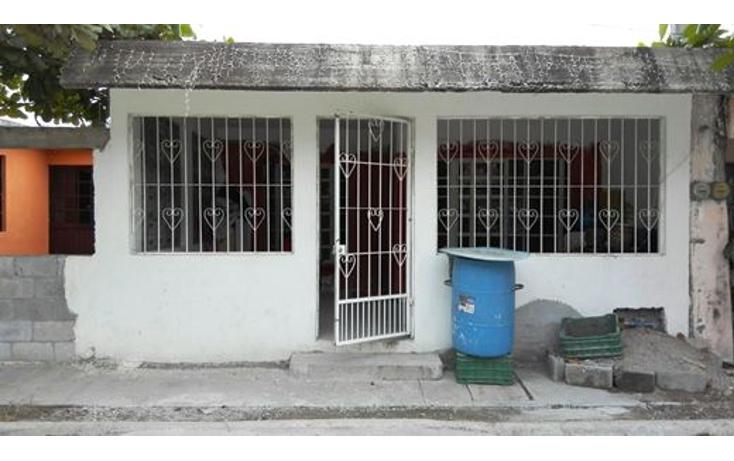 Foto de casa en venta en  , linares infonavit, el mante, tamaulipas, 1961934 No. 01