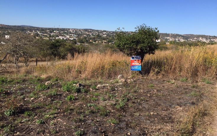 Foto de terreno habitacional en venta en  , linda vista, berriozábal, chiapas, 1452227 No. 01