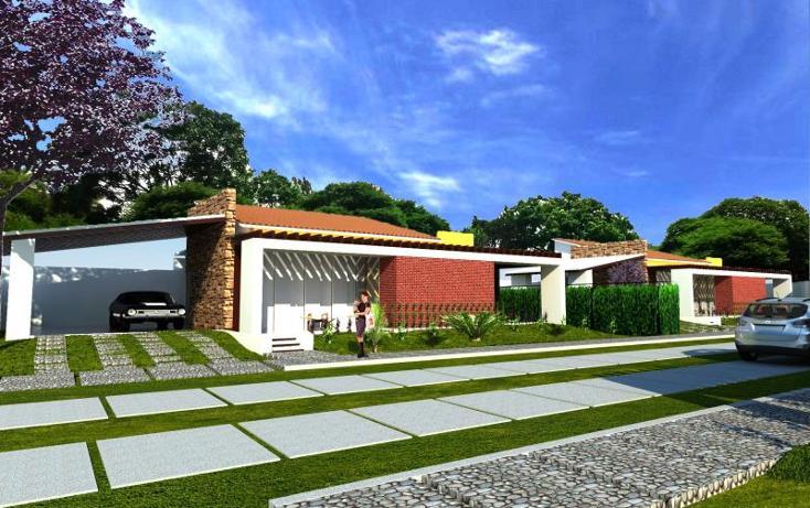 Foto de casa en venta en  ., linda vista, berriozábal, chiapas, 2002954 No. 01