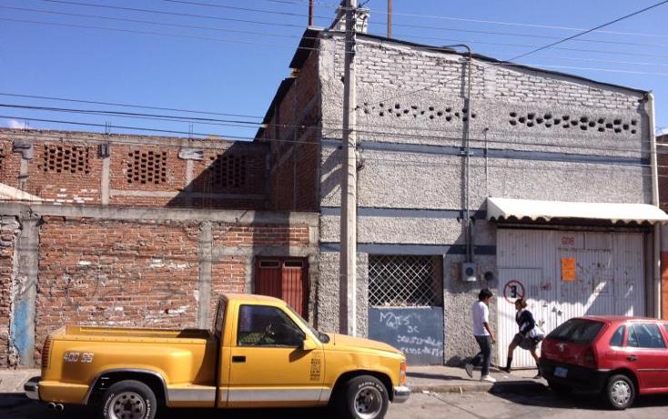 Foto de nave industrial en venta en  , lindavista, le?n, guanajuato, 600700 No. 01