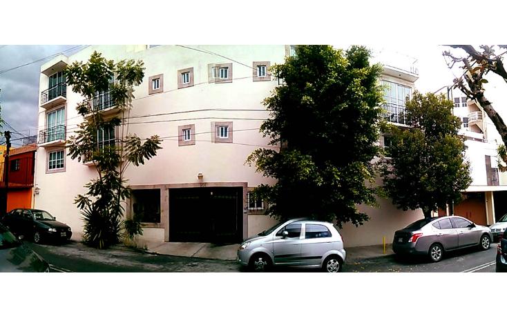 Foto de casa en venta en  , lindavista norte, gustavo a. madero, distrito federal, 1103349 No. 01