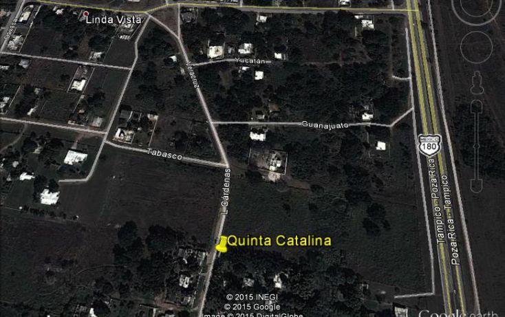 Foto de terreno habitacional en venta en, lindavista, pueblo viejo, veracruz, 1400379 no 03