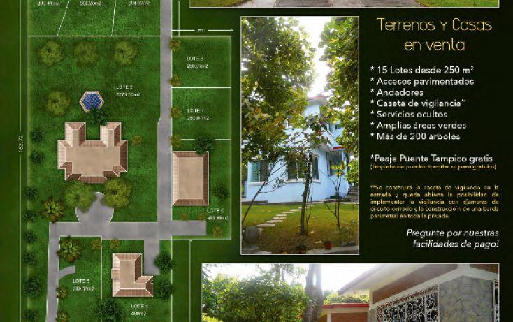 Foto de terreno habitacional en venta en, lindavista, pueblo viejo, veracruz, 943667 no 04