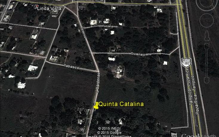 Foto de terreno habitacional en venta en  , lindavista, pueblo viejo, veracruz de ignacio de la llave, 1063347 No. 03
