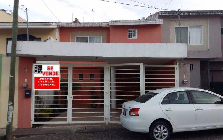 Foto de casa en venta en, lindavista, tepic, nayarit, 1668180 no 01