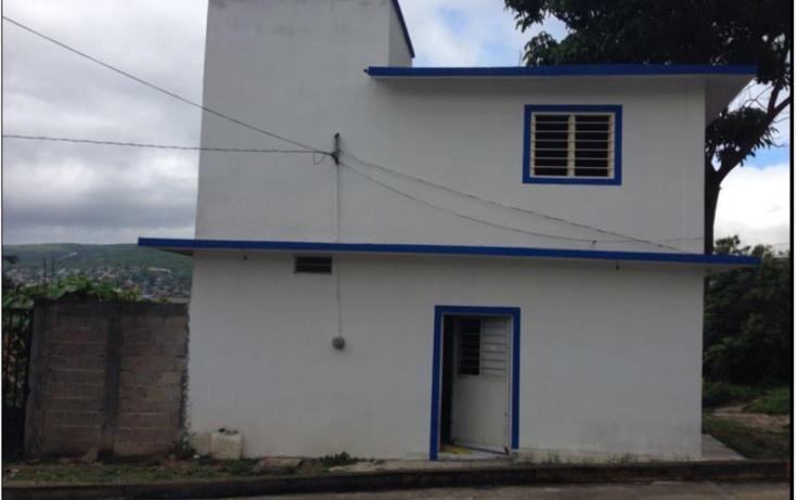 Foto de casa en venta en  , lindavista, tuxtla gutiérrez, chiapas, 763777 No. 01