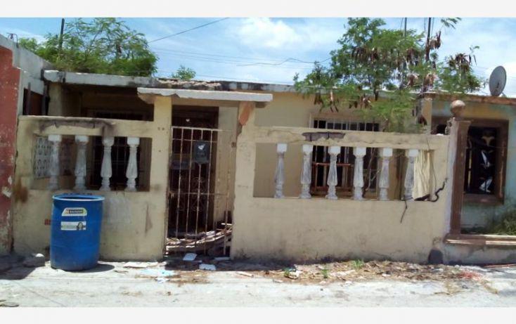 Foto de casa en venta en lirio 334, la paz, río bravo, tamaulipas, 2030692 no 01