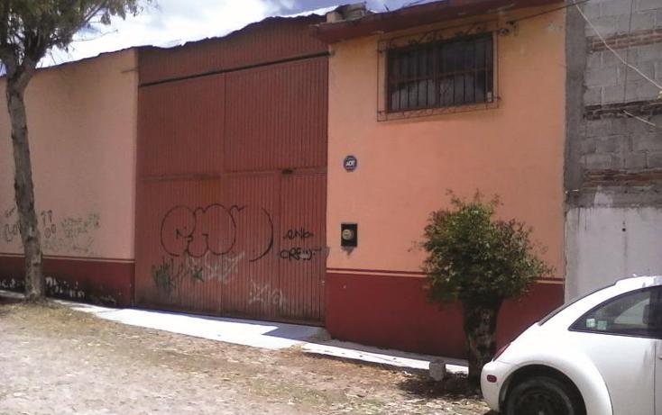 Foto de bodega en venta en lirio 6, pedregal de hacienda grande, tequisquiapan, querétaro, 3434797 No. 01