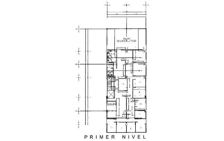 Foto de oficina en renta en liverpool , juárez, cuauhtémoc, distrito federal, 1546474 No. 06