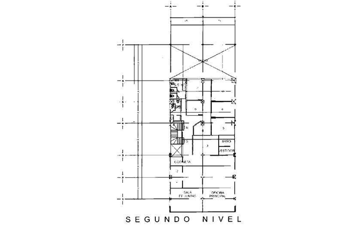 Foto de oficina en renta en liverpool , juárez, cuauhtémoc, distrito federal, 1546474 No. 08