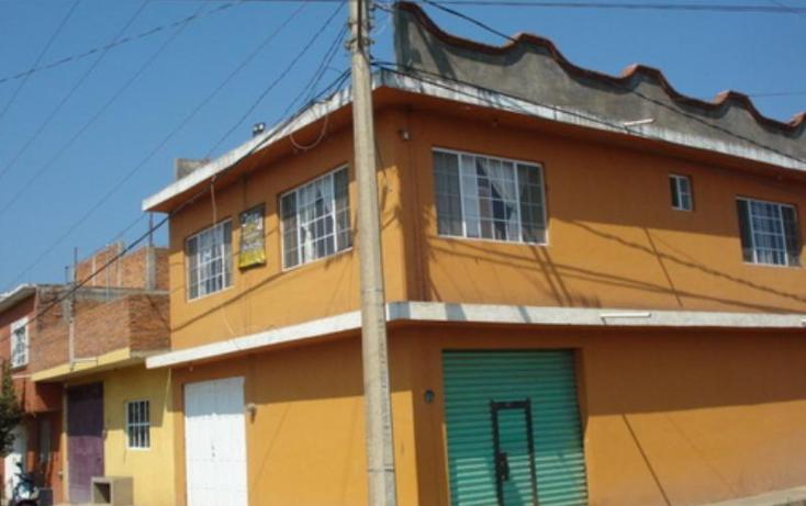 Foto de casa en venta en  , llano de la virgen, pátzcuaro, michoacán de ocampo, 595690 No. 01
