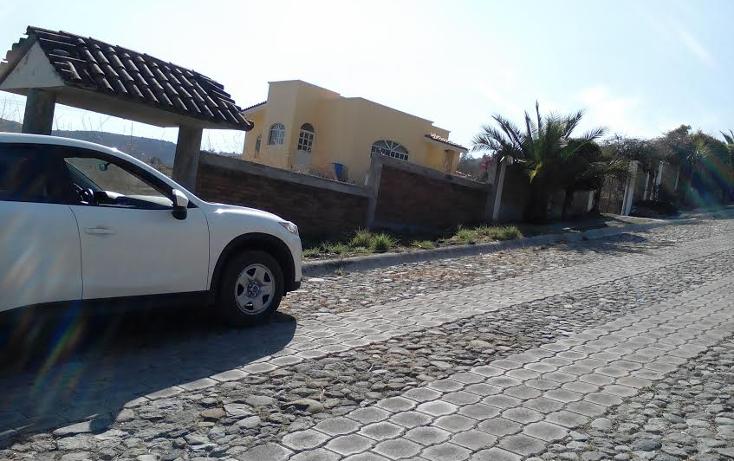 Foto de terreno habitacional en venta en  , llano de san diego, ixtapan de la sal, m?xico, 1039169 No. 09
