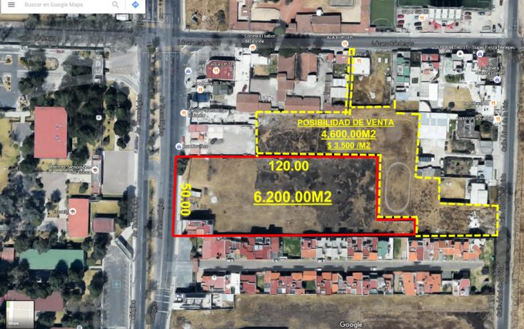 Foto de terreno comercial en venta en, llano grande, metepec, estado de méxico, 1971682 no 01