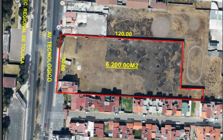 Foto de terreno comercial en venta en, llano grande, metepec, estado de méxico, 1971682 no 02