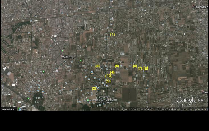 Foto de terreno comercial en venta en, llano grande, metepec, estado de méxico, 1971682 no 05