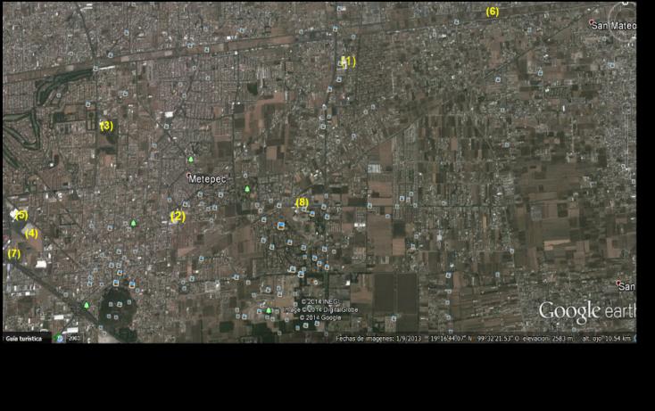Foto de terreno comercial en venta en, llano grande, metepec, estado de méxico, 1971682 no 07