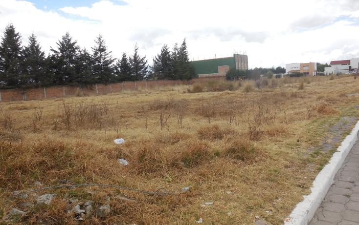 Foto de terreno habitacional en venta en  , llano grande, metepec, m?xico, 1073225 No. 01