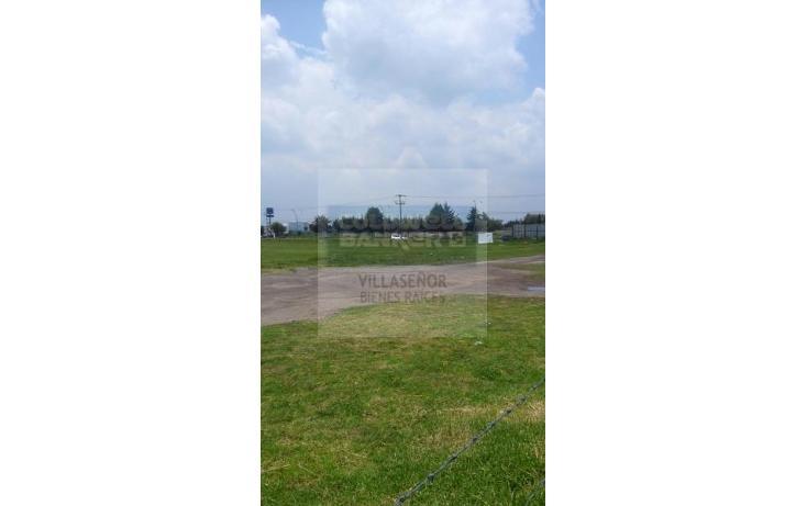 Foto de terreno habitacional en venta en  , llano grande, metepec, méxico, 1215579 No. 01