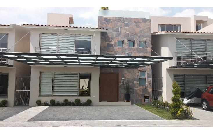 Foto de casa en venta en  , llano grande, metepec, méxico, 1239415 No. 01