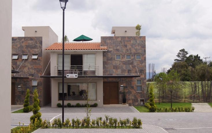 Foto de casa en renta en  , llano grande, metepec, m?xico, 1250615 No. 01