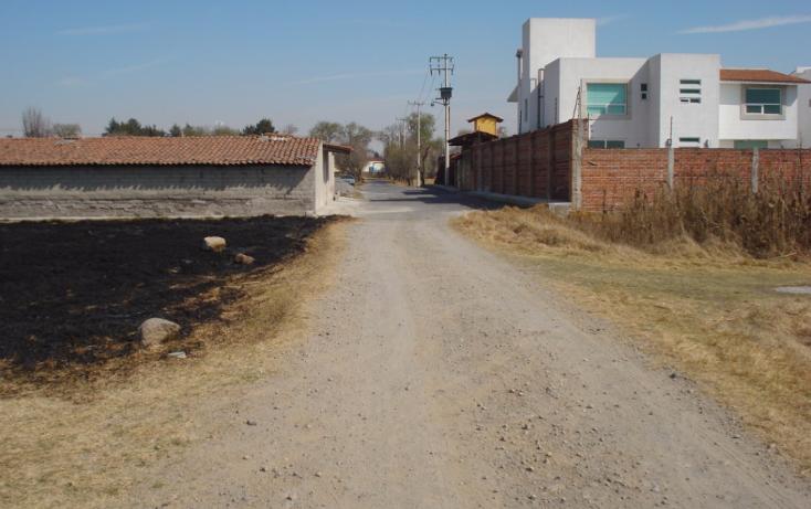 Foto de terreno habitacional en venta en  , llano grande, metepec, méxico, 1292423 No. 05