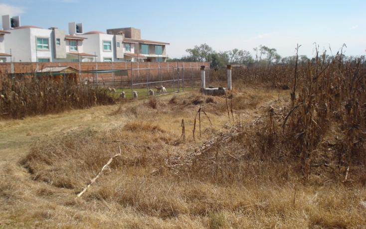 Foto de terreno habitacional en venta en  , llano grande, metepec, méxico, 1292423 No. 06