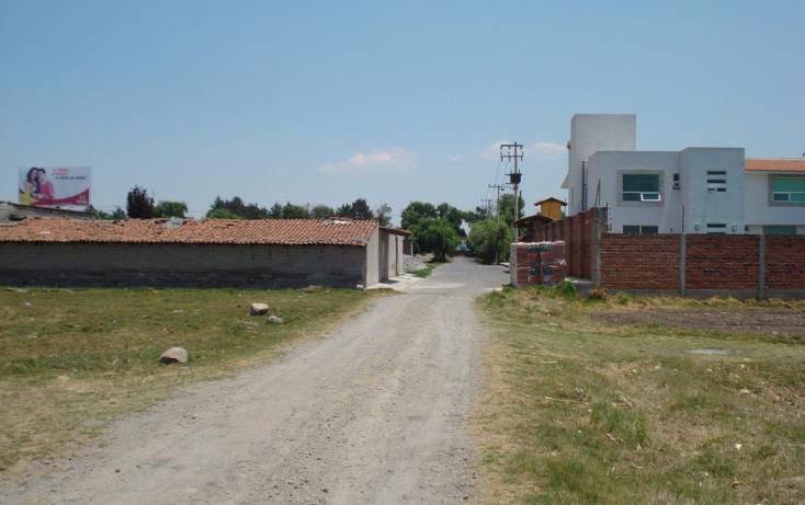 Foto de terreno habitacional en venta en  , llano grande, metepec, méxico, 1292423 No. 08